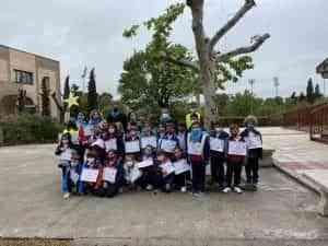 Toledo respalda la I Carrera para la investigación del cáncer infantil 'Pablo y Beltrán' del colegio 'Infantes'