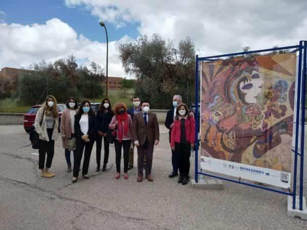 Toledo participa en el acto del Día de Europa organizado en Toledo por los institutos Universidad Laboral y María Pacheco