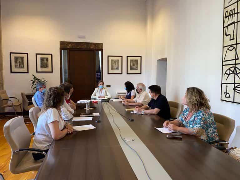 La Junta de Gobierno aprueba inscribir en el Registro de la Propiedad la parcela del futuro cuartel de la Guardia Civil