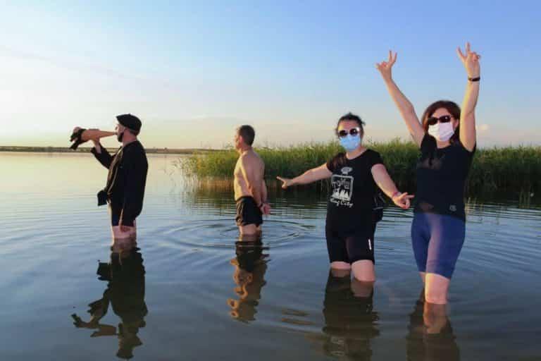 Lagunas Vivas recoge casi un millar de firmas en solo tres días pidiendo el aumento de la concesión a estos humedales