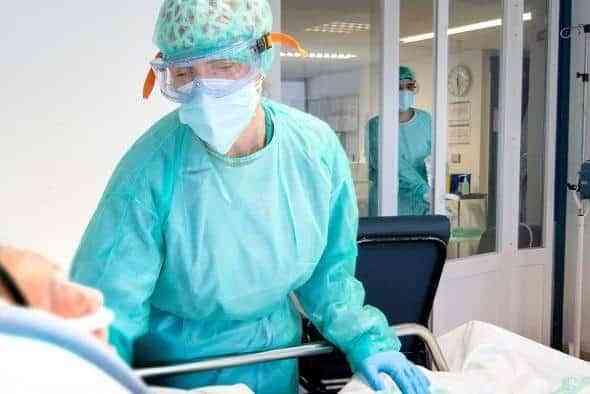 Estabilidad de hospitalizados por COVID en Castilla-La Mancha y sólo 1 fallecido durante el fin de semana