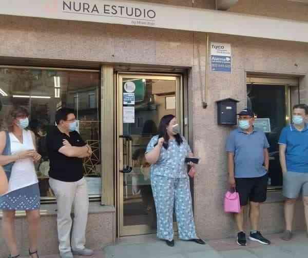 Toledo impulsa los Paseos Compartidos 'Conoce tu barrio' enmarcados en el proceso 'Yo soy Santa Bárbara'