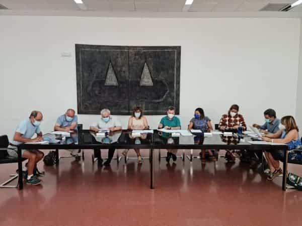 Toledo intervendrá en la plaza del número 2 de la calle Río Alberche a propuesta del Consejo de Participación del Polígono