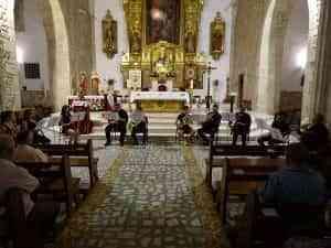 Quintanar celebra la festividad de Santiago Apóstol, patrón de su Parroquia