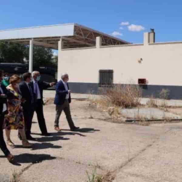 Realizarán reforma integral del edificio de la Estación de autobuses de Manzanares
