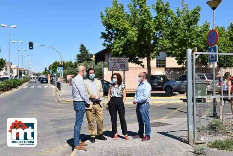 Renovarán las instalaciones de alumbrado, iluminación, y señalización en Miguelturra