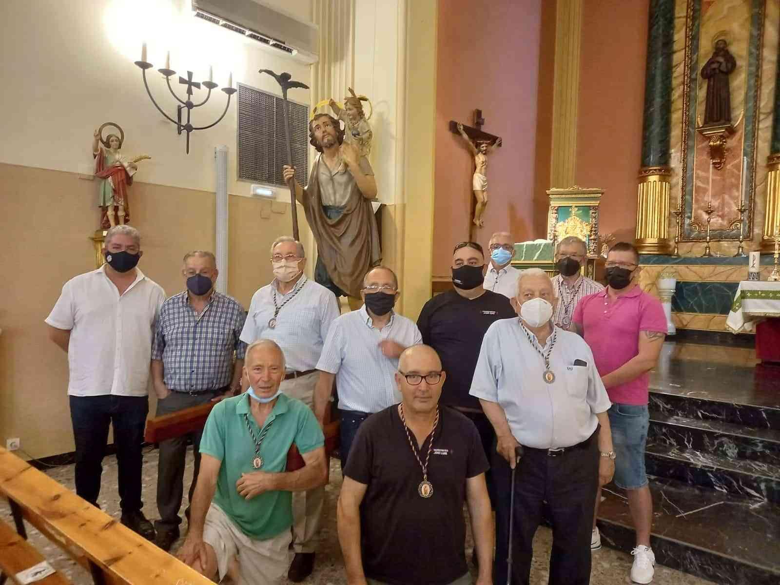 Quintanar de la Orden conmemoró el día de San Cristóbal con misa y bendición de vehículos