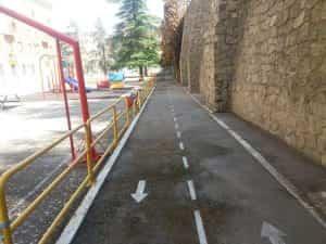 Toledo adecenta el Parque Escolar de Tráfico de la Reconquista