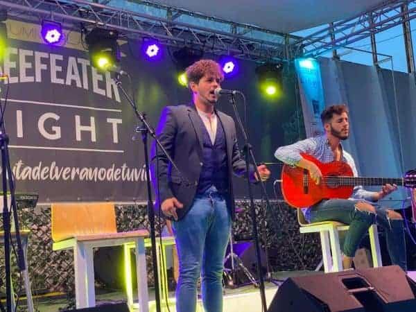 Continúan las actividades de la Semana de la Juventud con un festival flamenco y 'La Prohibida' con gran participación de público