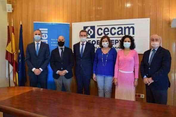 Castilla-La Mancha subraya su compromiso de acompañar a las empresas de la región en las convocatorias para la captación de fondos europeos
