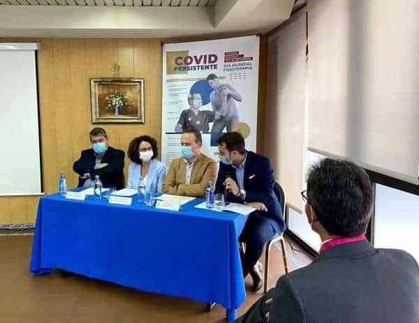 El Gobierno local respalda las jornadas de fisioterapia centradas en el tratamiento de la Covid persistente