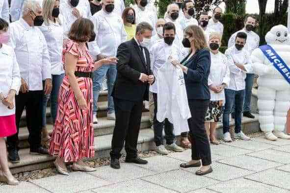 """García-Page valora que Castilla-La Mancha esté """"batiendo récords espectaculares"""" en turismo superando registros previos a la pandemia"""