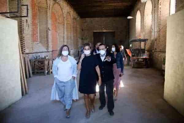 Milagros Tolón destaca una nueva inversión de 150.000 euros en el Cementerio Municipal y anuncia nuevas mejoras en el camposanto