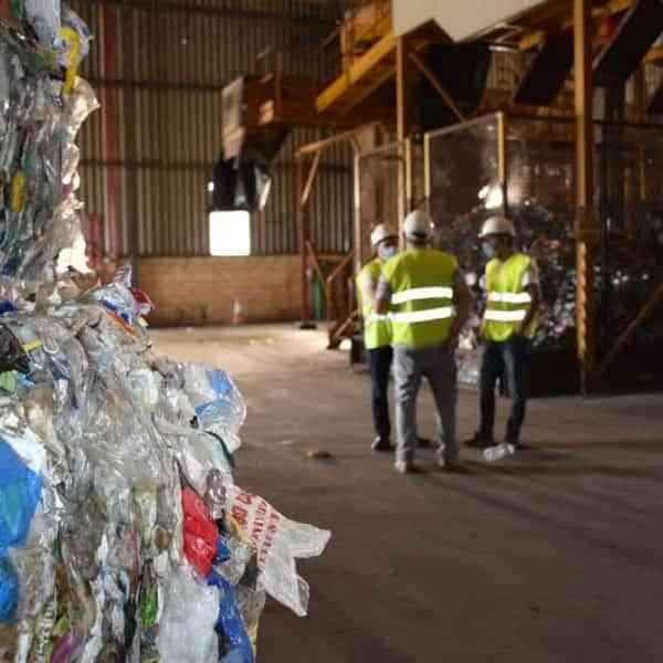 1.452 toneladas de plástico han sido recicladas en la provincia de Cuenca de enero a junio