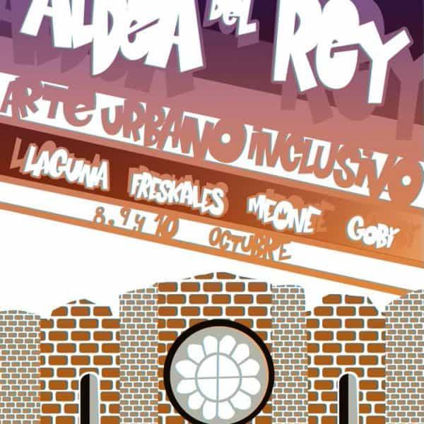 El Ayuntamiento de Aldea del Rey, convoca el I Festival de Arte Inclusivo en colaboración con Laborvalía
