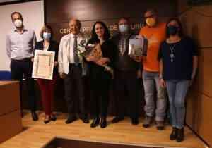 Clara Ortega habla de la educación en los tiempos de Cervantes durante la Semana Cultural