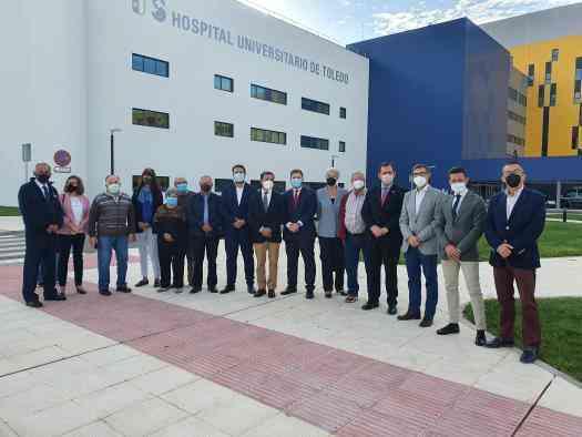 Castilla-La Mancha pone en marcha un nuevo ASTRA en Burguillos de Toledo
