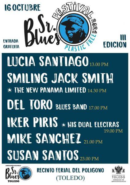 Igualdad, sostenibilidad e inclusión, ejes del 'Sr. Blues Festival' que se celebra el próximo sábado en el barrio del Polígono